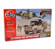 Airfix - Coffret Lynx & Forces Speciales