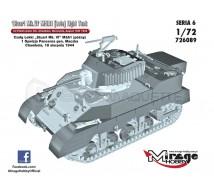 Mirage - Stuart M5A1 late