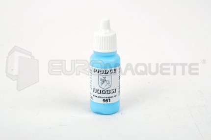 Prince August - Bleu ciel 961 (pot 17ml)