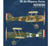 Eduard - SE.5a Hispano Suiza