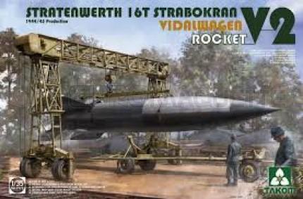 Takom - Strabokran 16T & V2