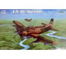 Trumpeter - A-1J Skyraider AD-7
