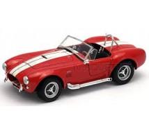 Welly - Cobra 427 S/C 1965 rouge