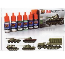 Ak interactive - Coffret  Char Allemand WWII late 45