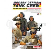 Meng - Modern German tank crew