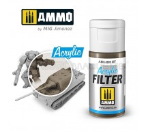 Mig products - Acrylic Filter Dirt 15ml