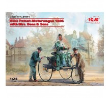Icm - Benz 1886 & Mrs BENZ and sons