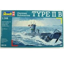 Revell - U Boat Type IIB 1/144