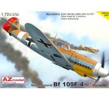 Az model - Bf-109F-4 HJ MARSEILLE