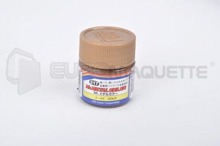 Gunze Sangyo - Doré Métal MC217 (pot 10ml)