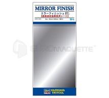 Hasegawa - Mirror surface finish