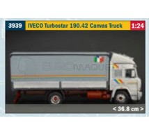 Italeri - Iveco Turbostar 190-42 Canvas & elevator