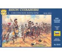 Zvezda - cuirassiers saxons 1810/14
