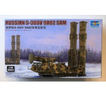 Trumpeter - S-300V 9A82 SAM