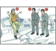 Cmk - Pilote & mécano US Navy