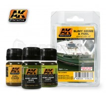 Ak interactive - Coffret  Mousse & fuel