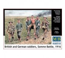 Master box - Somme 1916