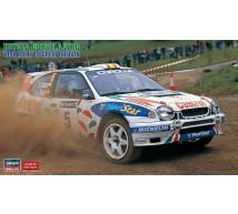 Hasegawa - Corolla WRC 1998 & Night stage lights