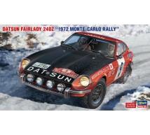 Hasegawa - Datsun 240Z Rally MC 1972