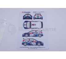 Racing decals 43 - Ford Fiesta 32 MC-2012