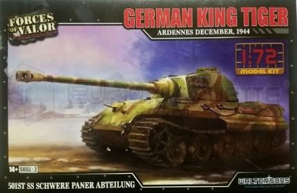 Forces of valor - King Tiger Henschel