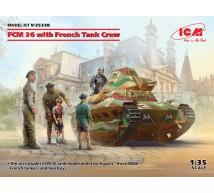 Icm - FCM 36 & French crew
