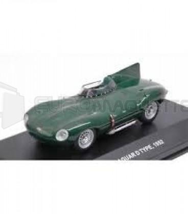 Solido - Jaguar D Type 1952