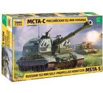 Zvezda - MSTA-S 155mm SPH