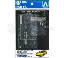 Aoshima - Lamborghini Diablo detail set