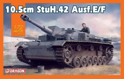 Dragon - StuH 42 Ausf E/F 105mm