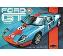 Polar light - Ford GT Gulf (SNAP)