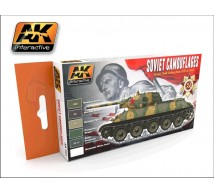 Ak interactive - Coffret Tank Russes 35/45