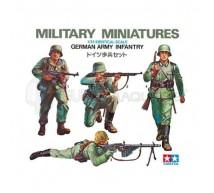 Tamiya - Infanterie Allemande