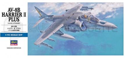 Hasegawa - AV-8B Harrier Plus
