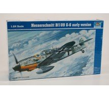 Trumpeter - Bf 109 G-6 early version