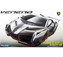 Fujimi - Lamborghini Veneno & engine