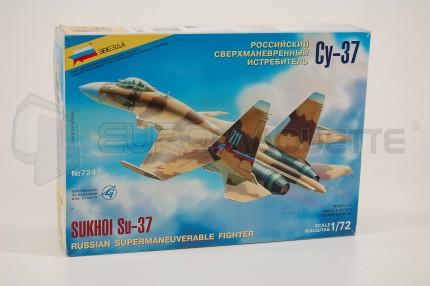Zvezda - Sukhoi Su37
