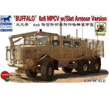 Bronco - Buffalo MPCV & Slat armor