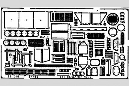 Eduard - T-34/85  (cooperativa)