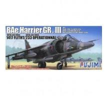 Fujimi - Harrier Gr III RAF