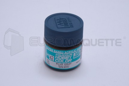 Gunze Sangyo - Gris Bleu H42 (pot 10ml)