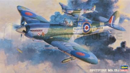 Hasegawa - Spitfire MkIXc