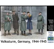 Master box - Volkssturm 1944/45