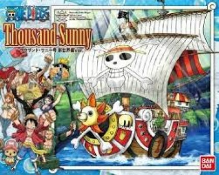 Bandai - One Piece Thousand Sunny 30cm (0171627)