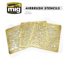 Mig products - Airbrush stencils mask