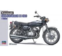 Hasegawa - Kawasaki 500-SS/Mach III H1 1969