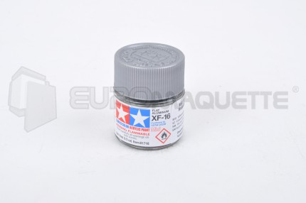 Tamiya - Aluminium XF-16 (pot 10ml)