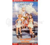 Hasegawa - Vanship & Tatiana girls
