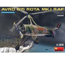 Miniart - Avro 671 Rota Mk I RAF