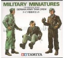 Tamiya - German tank crew WWII